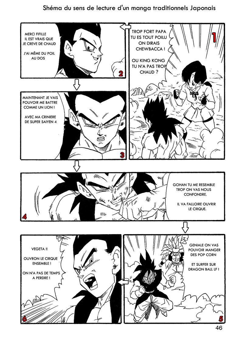 dragon ball z lecture en ligne