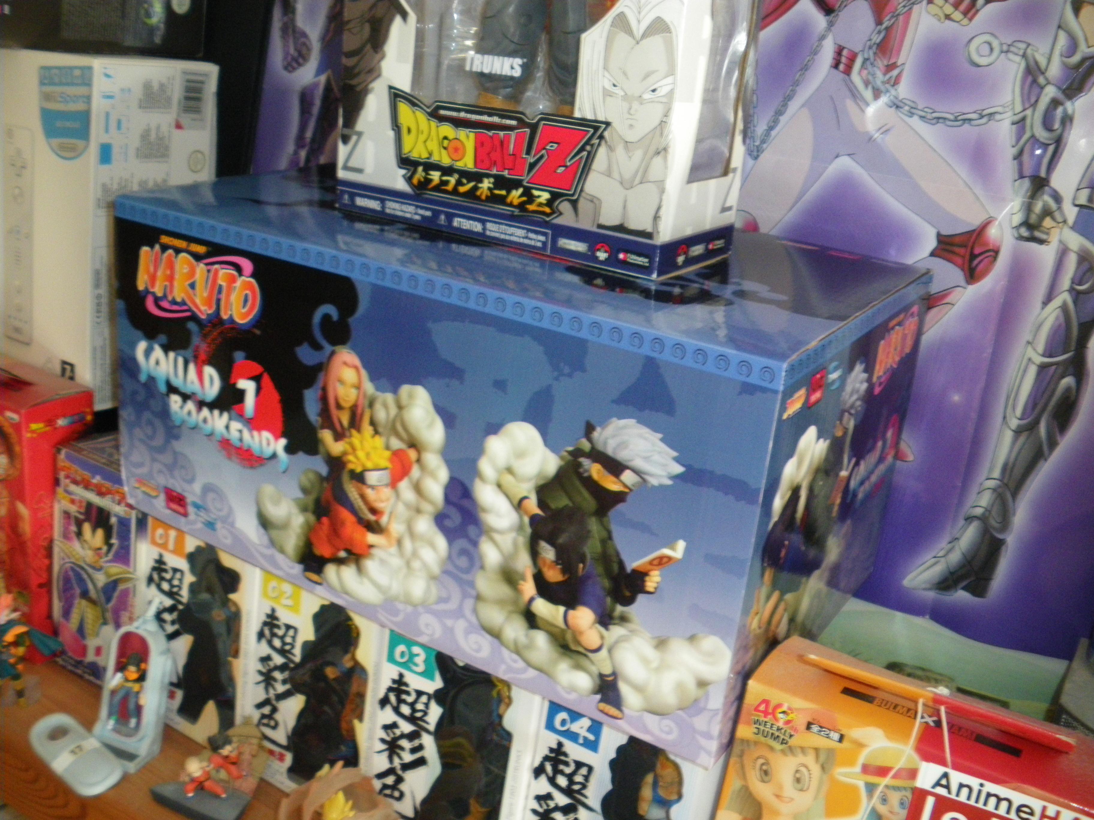 Serre livres Naruto Collector piece 1476 sur 2000 dans le monde ...