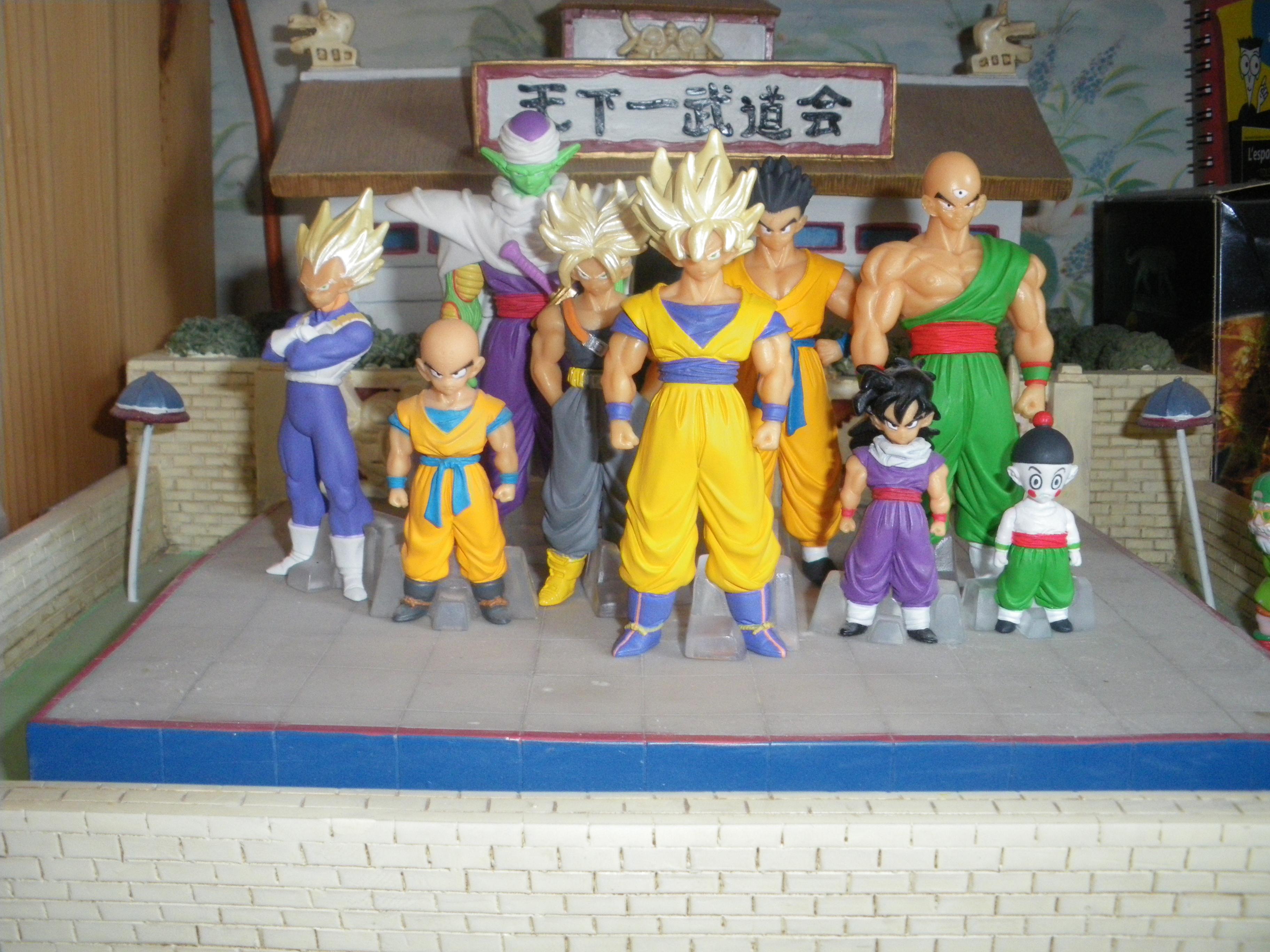 Dragon Ball Z (Dbz) Gashapon Hg Special 1: Freezer  Abrakaba